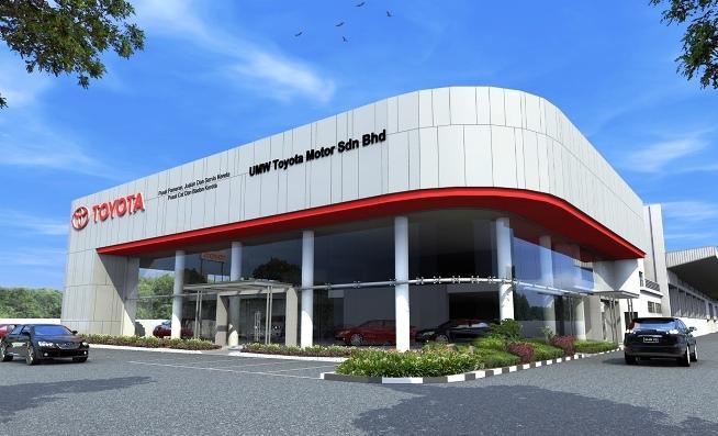 Toyota Service Centre Malaysia