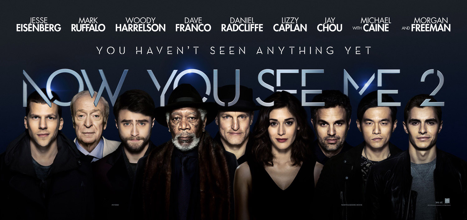 now you see me main characters