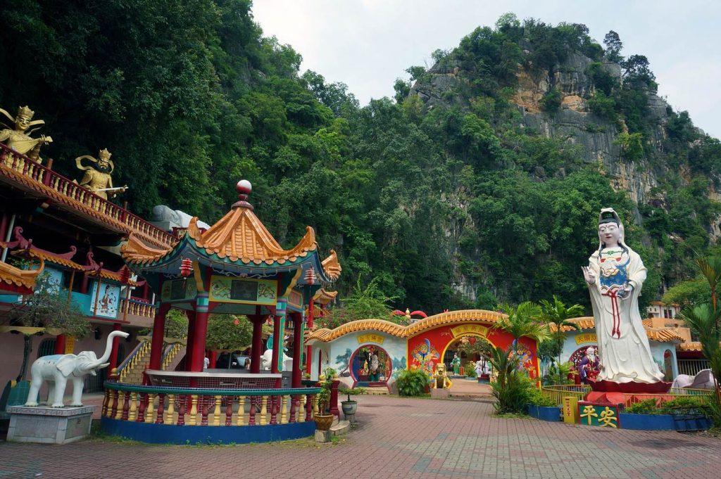 Ling-Sen-Tong-temple ipoh