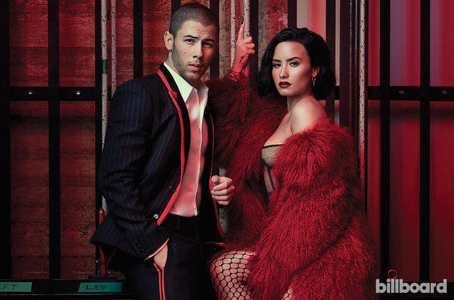 Nick-Jonas-and-Demi-Lovato billboard