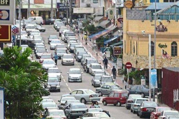Parking Problem Kuala Lumpur