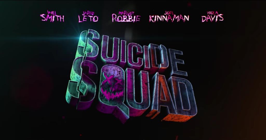 Suicide Squad SDCC 2016