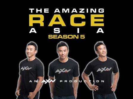 The Amazing Race Asia Season 5 Host