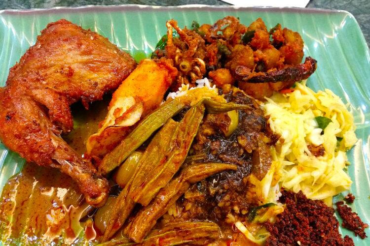 Nasi Kandar (Source: Penang.ws)
