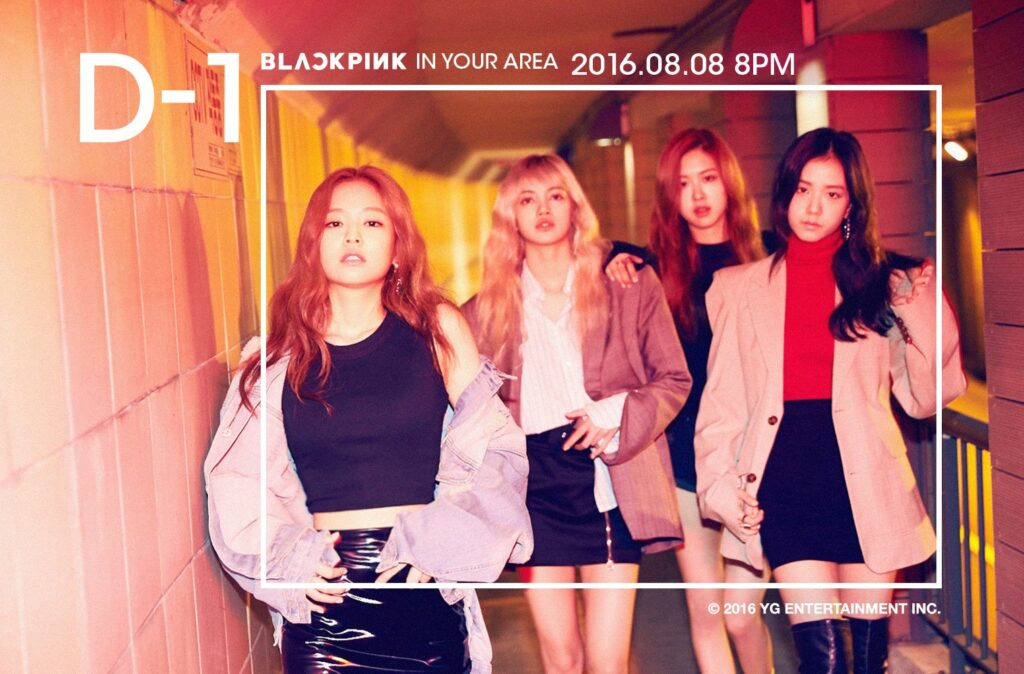 Source: BLACKPINK's Facebook