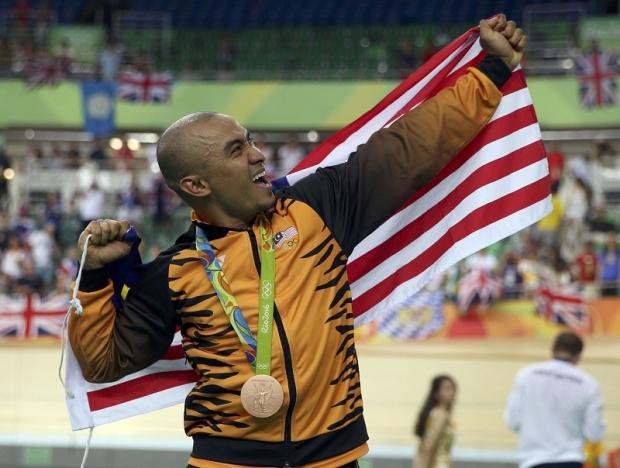 Azizulhasni Awang Pocket Rocketman Rio 2016