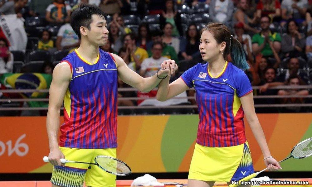 Goh Liu Ying & Chan Soon Peng Rio 2016