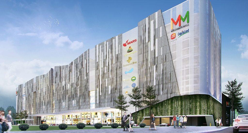 Melawati Mall Sky Scraper City