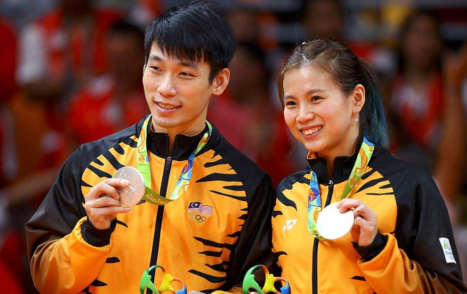 Peng Soon Liu Ying Rio 2016 Silver