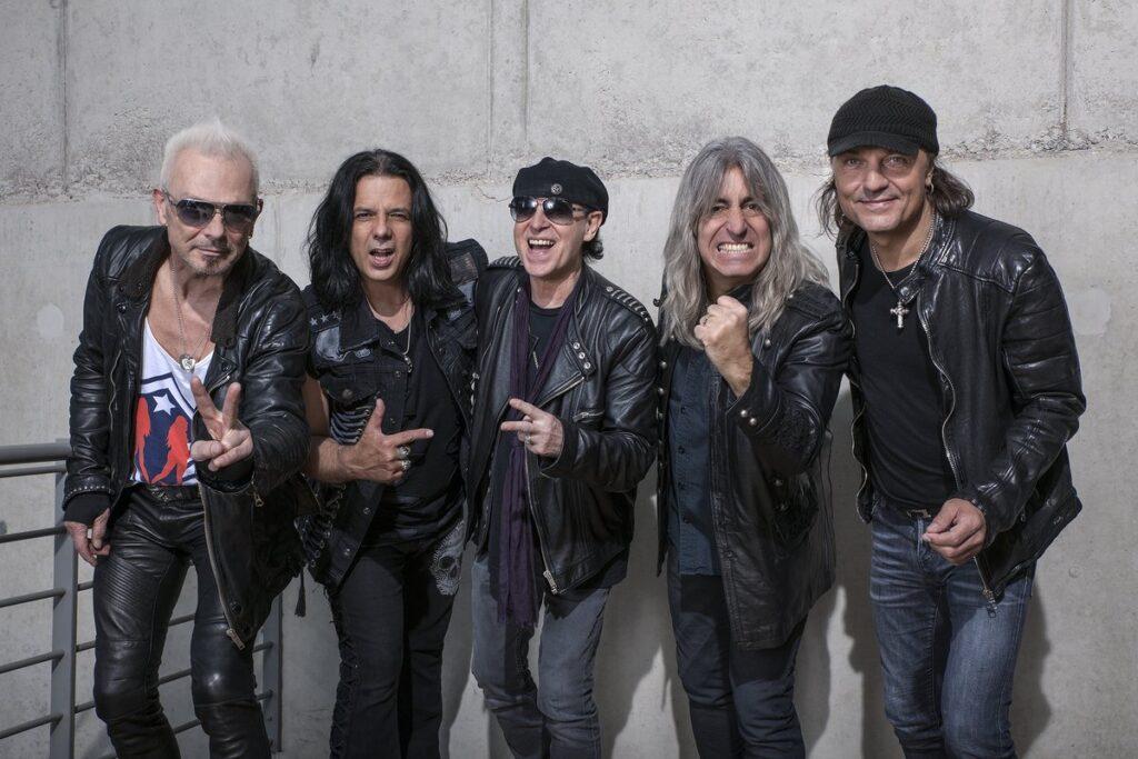Scorpions World Tour 2016