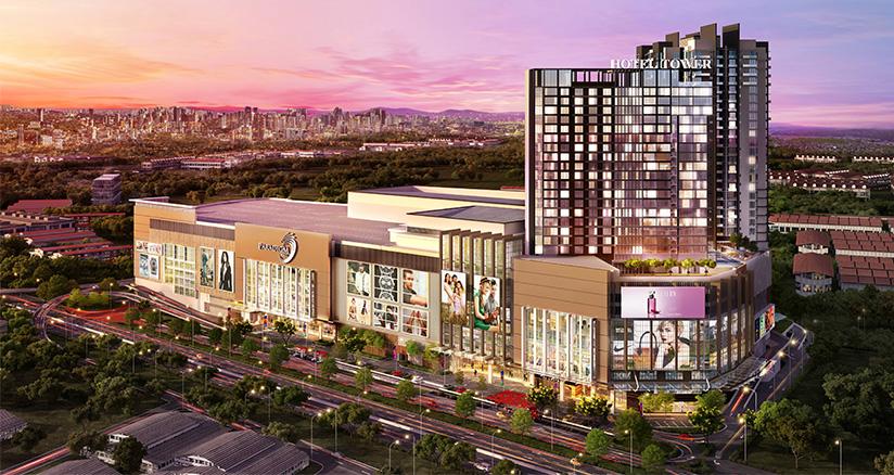jb Paradigm Mall
