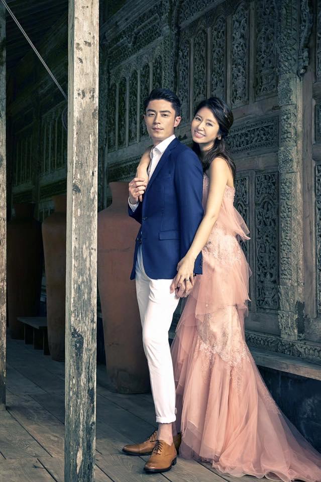 Wedding Ruby Lin Amp Wallace Huo Unveil Pre Wedding Photos