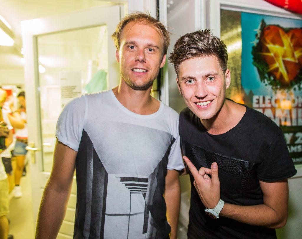 Armin van Buuren David Gravell