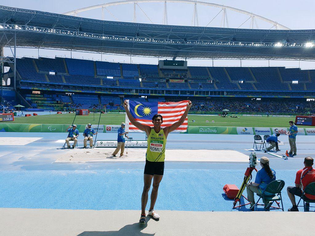Latif Romly 2016 Rio Paralympic Games
