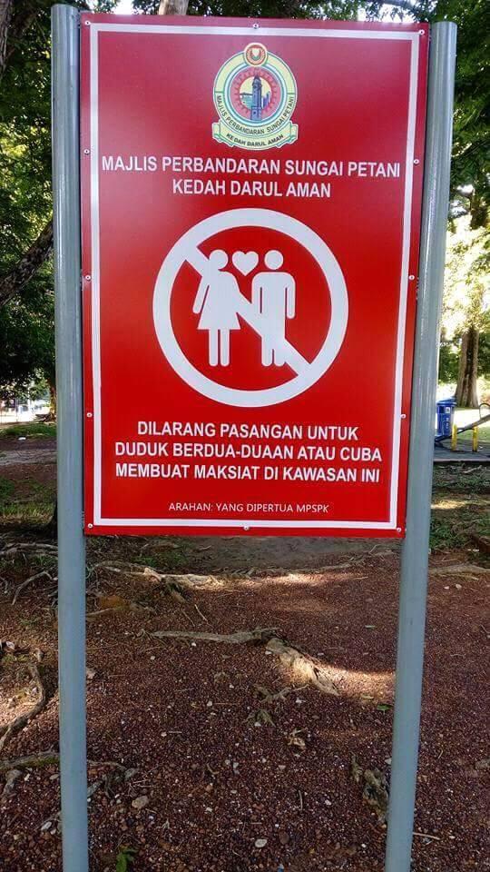 kedah signboard