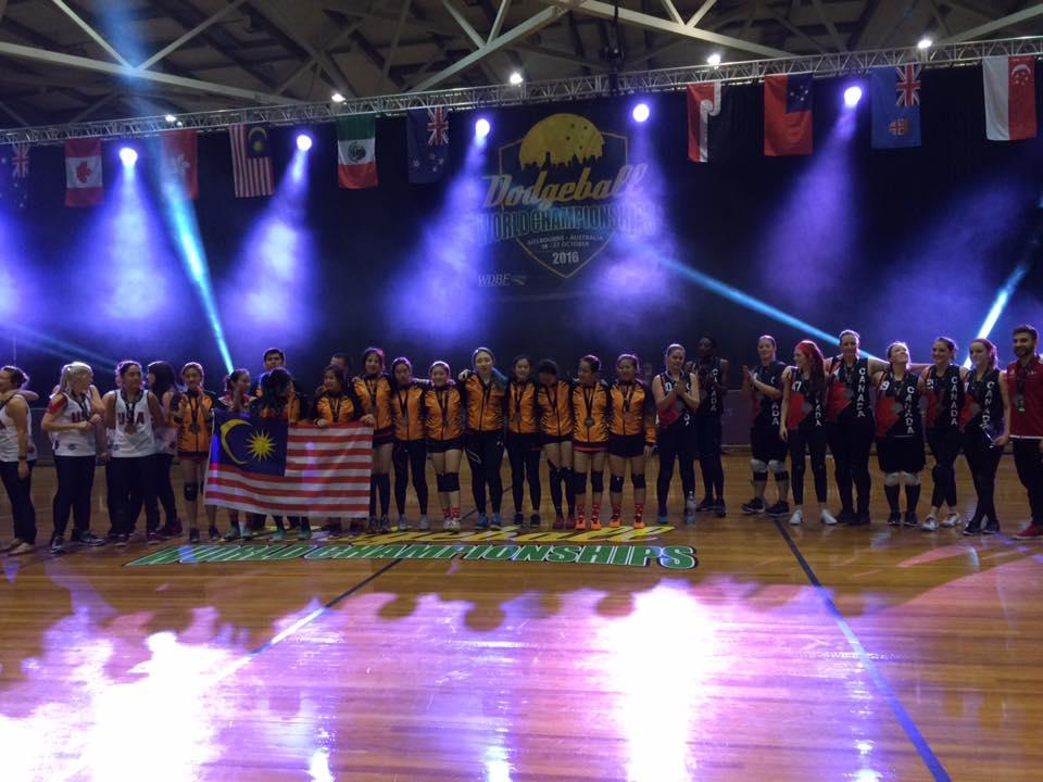 Source: Malaysian Association of Dodgeball