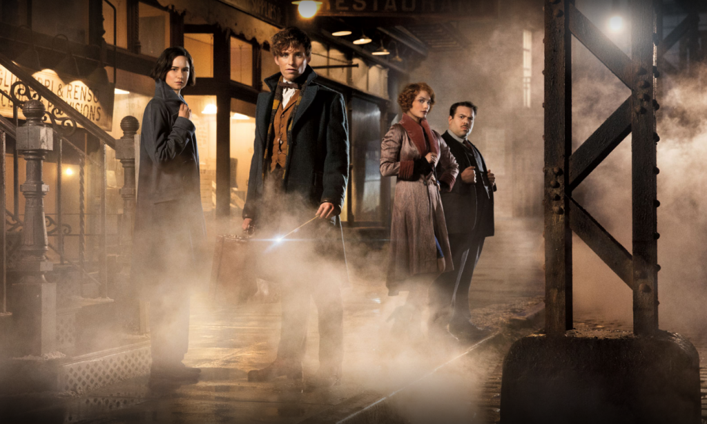 Source: Fantastic Beasts And Where To Find Them's Official Website