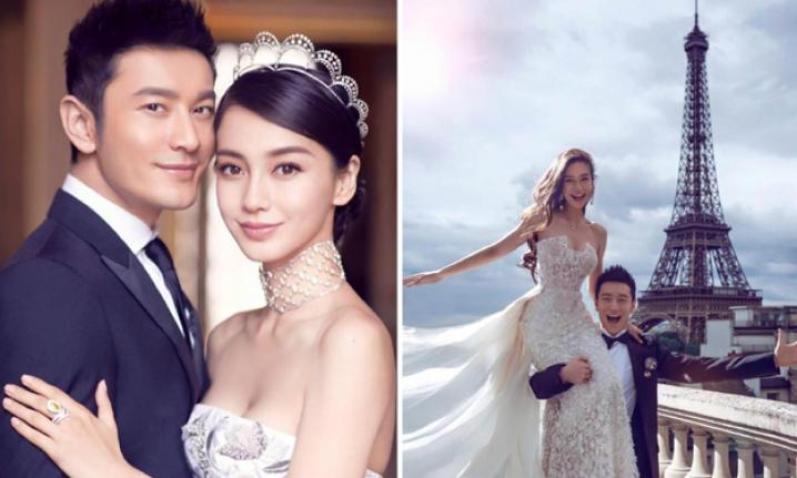 Babyhuang Angelababy Amp Huang Xiaoming Expecting Their