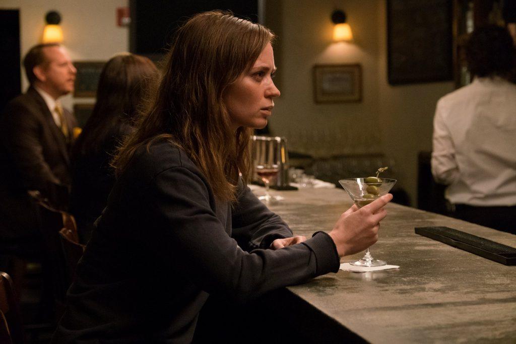 Emily Blunt As Rachel Watson