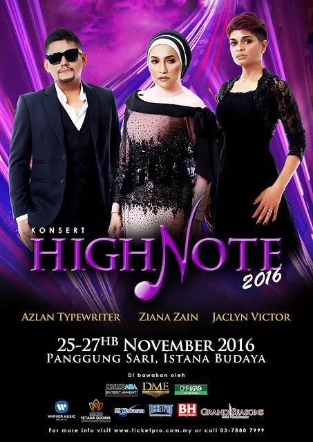 HighNote 2016