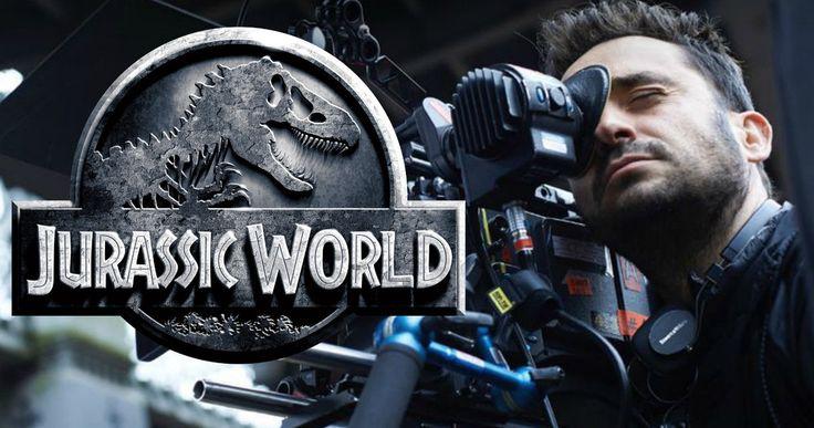 J.A Bayona Jurassic World