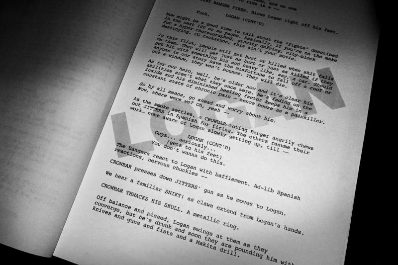 logan script
