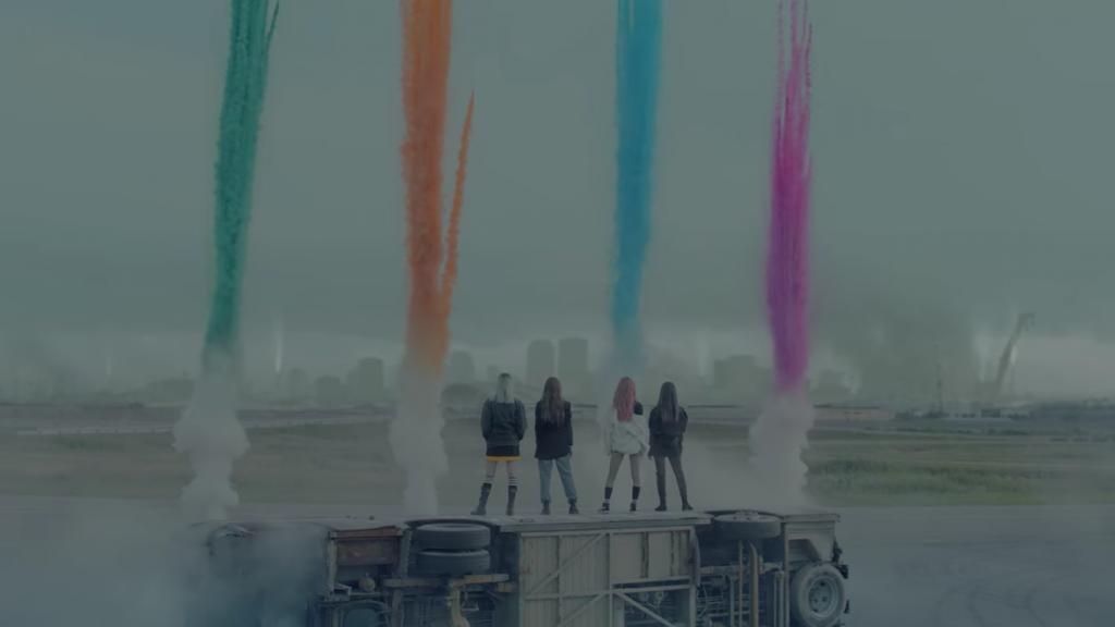 BLACKPINK Stay MV