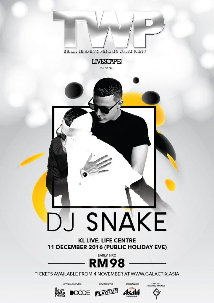 TWP_DJ Snake_Poster2