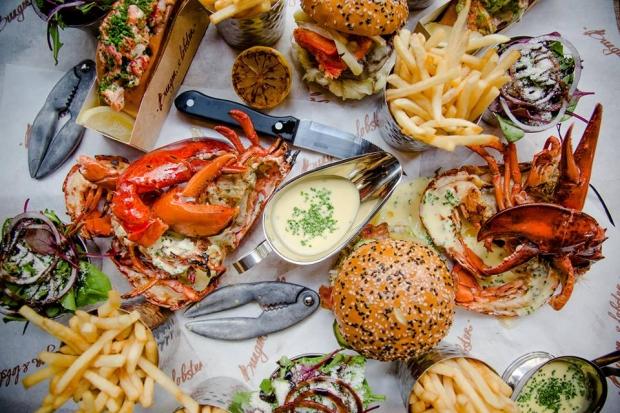 Source: Burger & Lobster