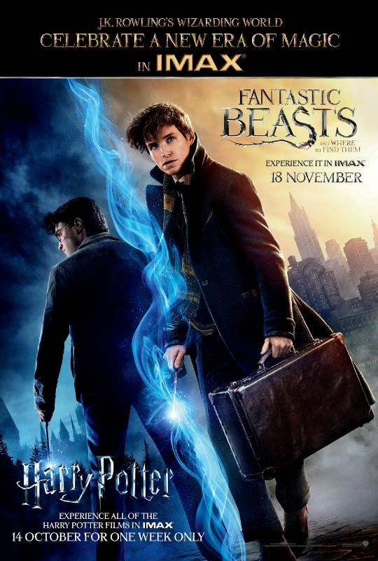 Warner Bros. Harry Potter F PRNewsFoto/IMAX Corporation)