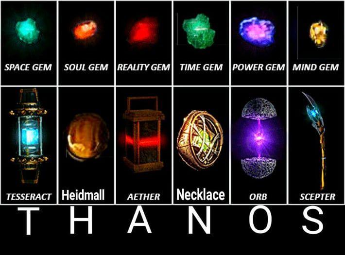 marvel infinity stone