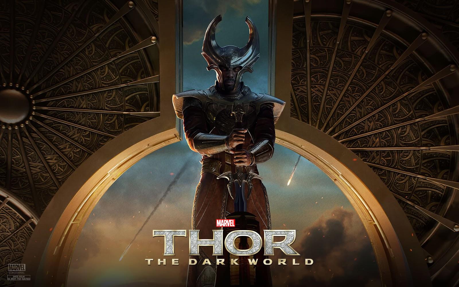 Thor The Dark World Heimdall