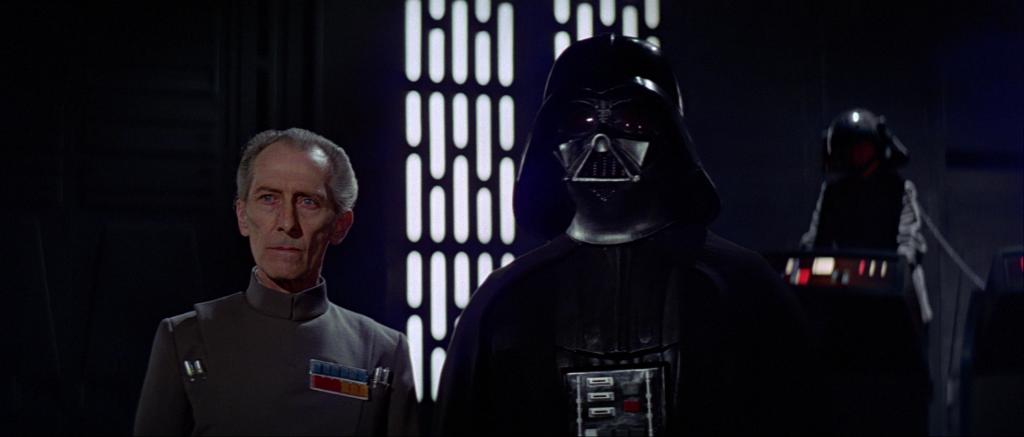 Darth Vader Tarkin