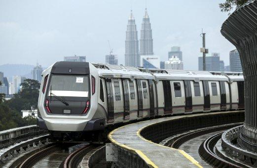 MRT Sungai Buloh - Kajang