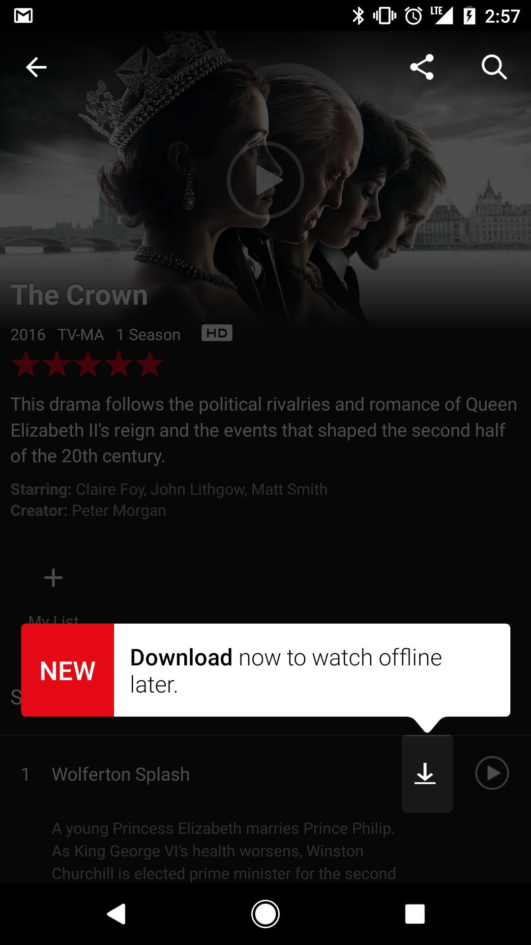 netflix download movies