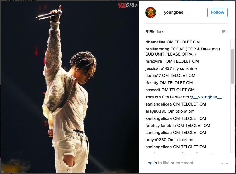 Source: instagram.com/__youngbae__