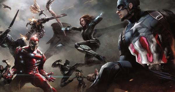 avengers movie web