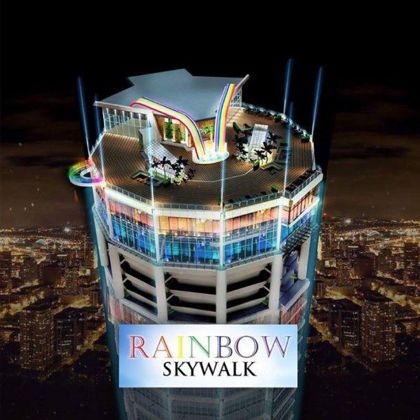 rainbow skywalk pg