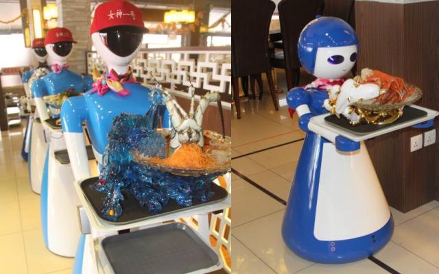 robot restaurant 9