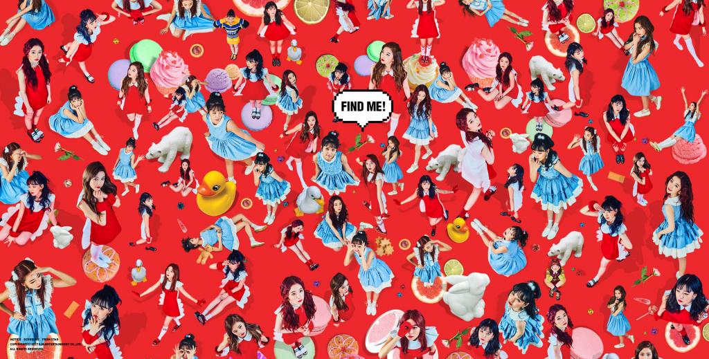 Source: Red Velvet's Website