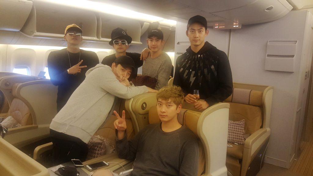 2PM Wild Beat Show