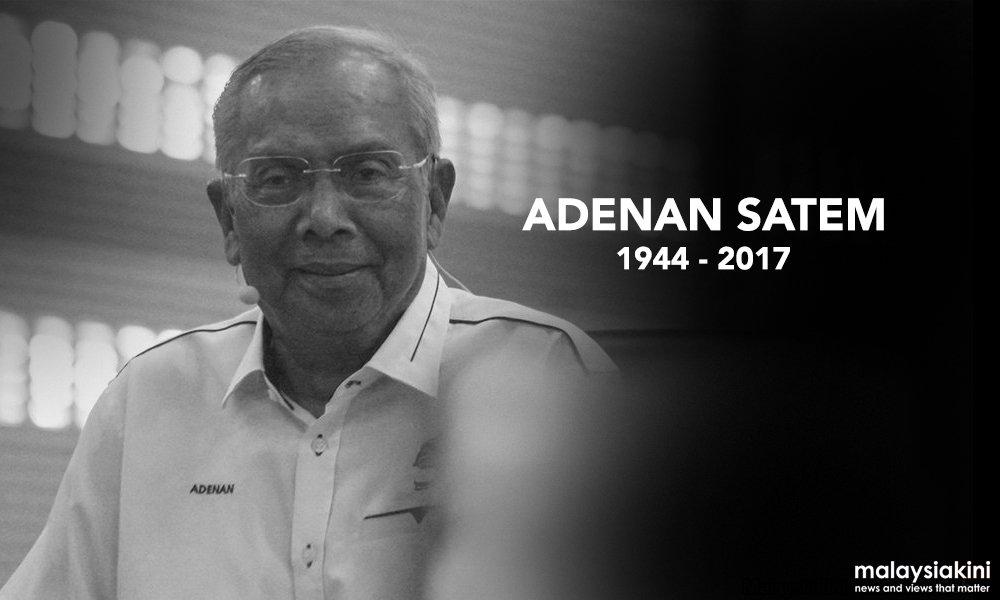 Adenan Satem