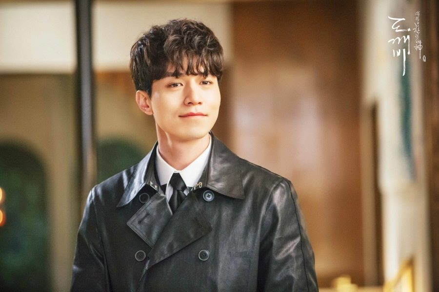 Goblin Lee Dong Wook The Grim Reaper To Embark On Asia