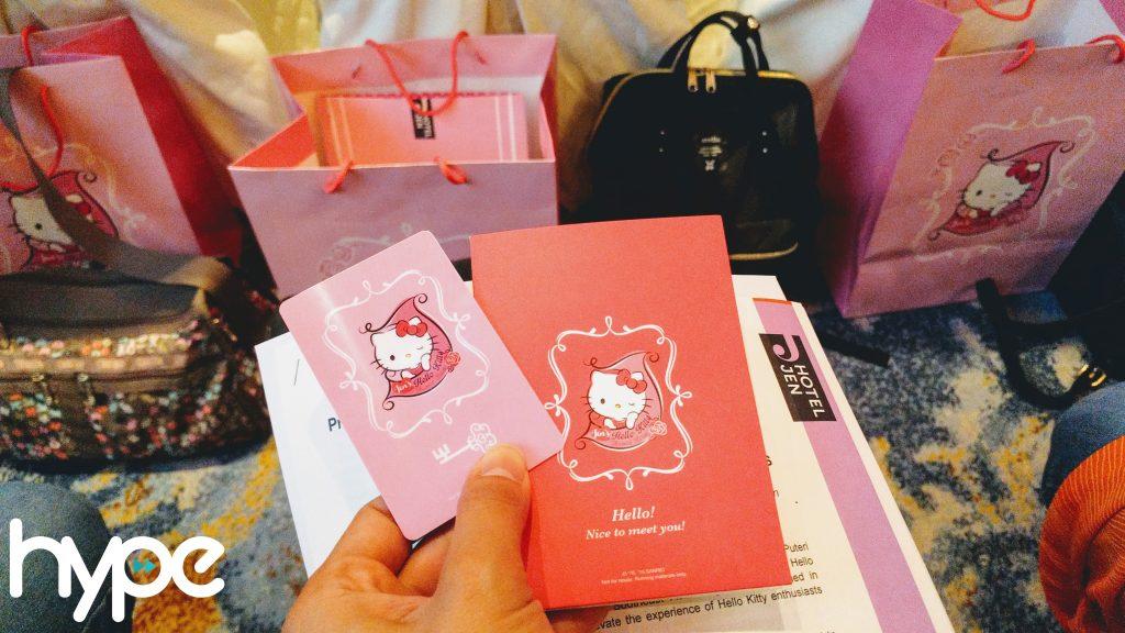 Hello Kitty Hotel Jen 6