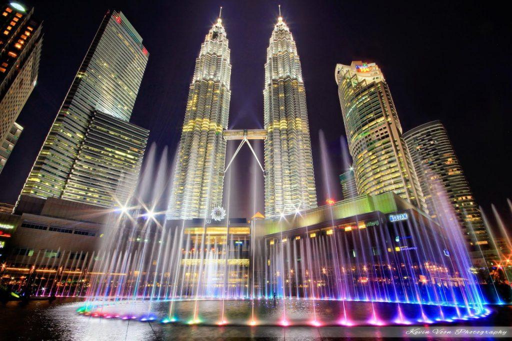 KLCC malaysia Azhafizah
