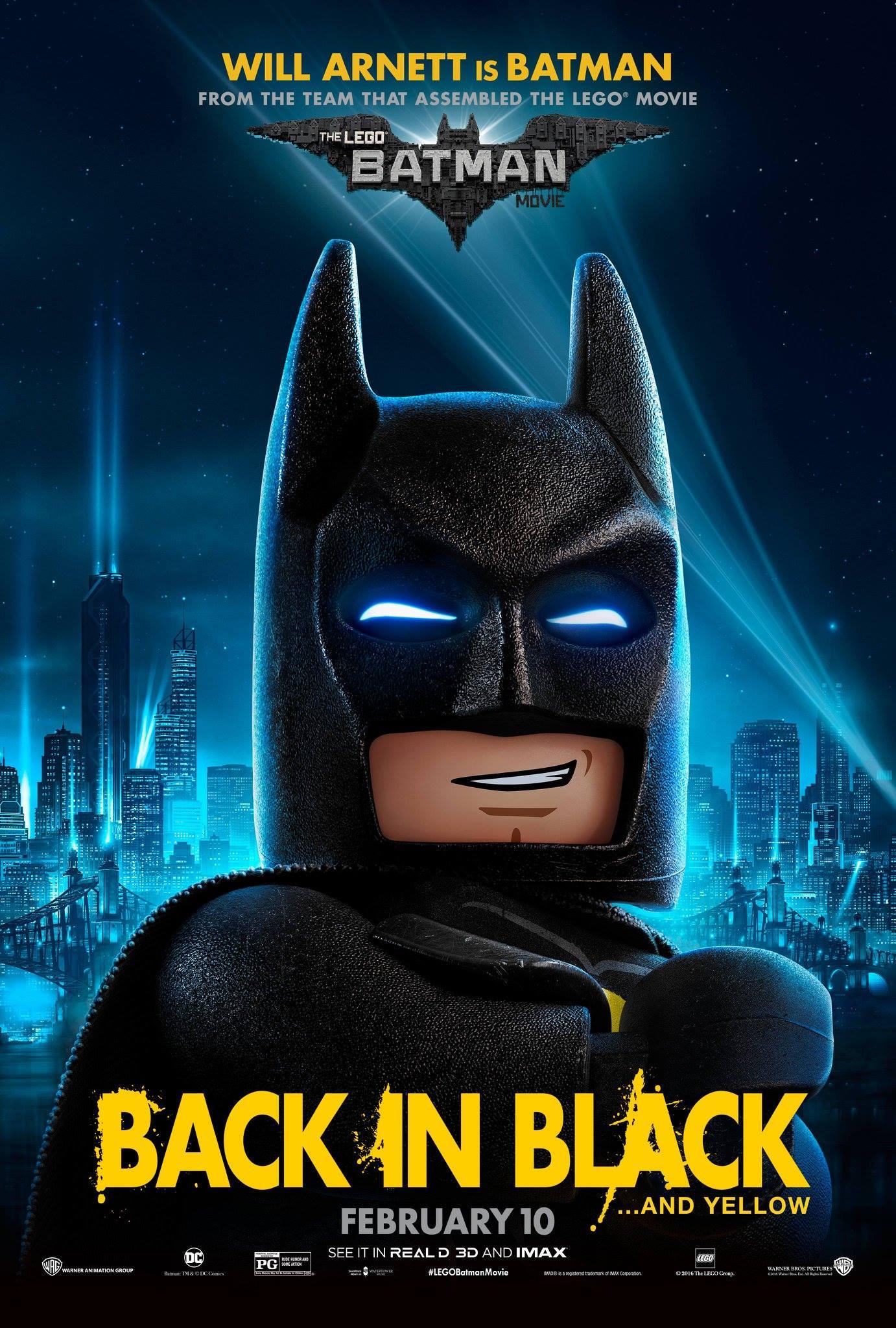 Лего Фильм Бэтмен The Lego Batman Movie 2017  Фильмы  Афиша