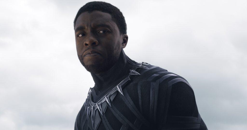 Black Panther/T'Challa (Chadwick Boseman)
