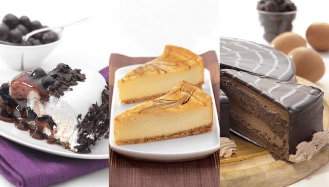 secret recipe cakes