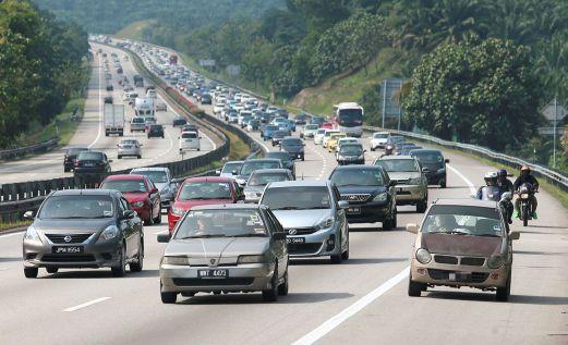 traffic cny