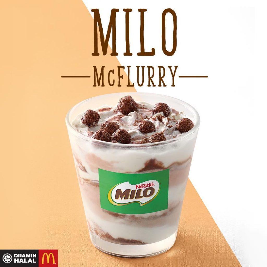 Source: McDonald's Malaysia